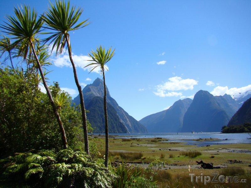 Fotka, Foto Fjorf Milford Sound (Nový Zéland)