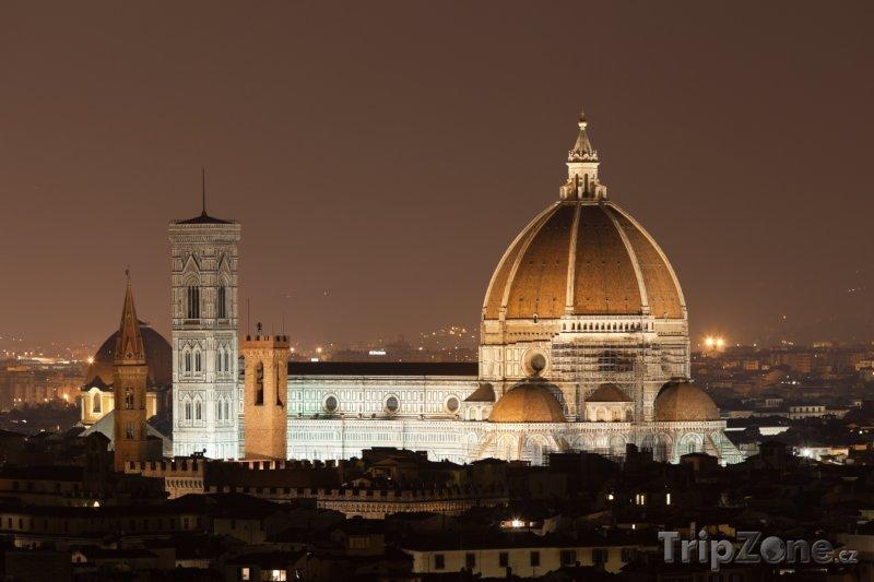 Fotka, Foto Florentská katedrála (Florencie, Itálie)