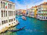 Grand Canal v Benátkách