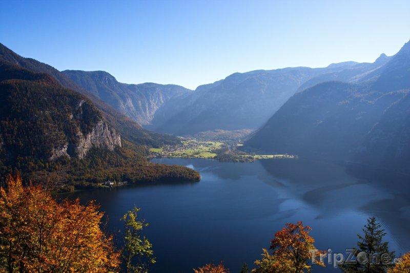 Fotka, Foto Halštatské jezero (Hallstätter See) (Rakousko)