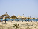 Hammamet, pláž