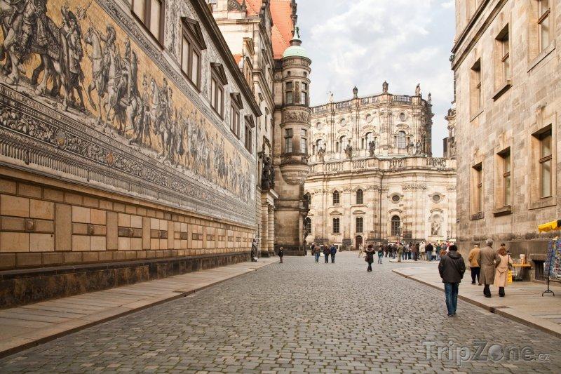 Fotka, Foto Historické centrum Drážďan (Německo)