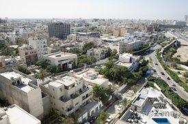 Hlavní libyjské město Tripolis