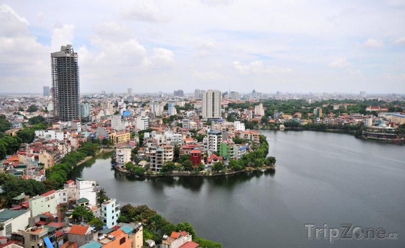 Fotka, Foto Hlavní město Hanoj (Vietnam)