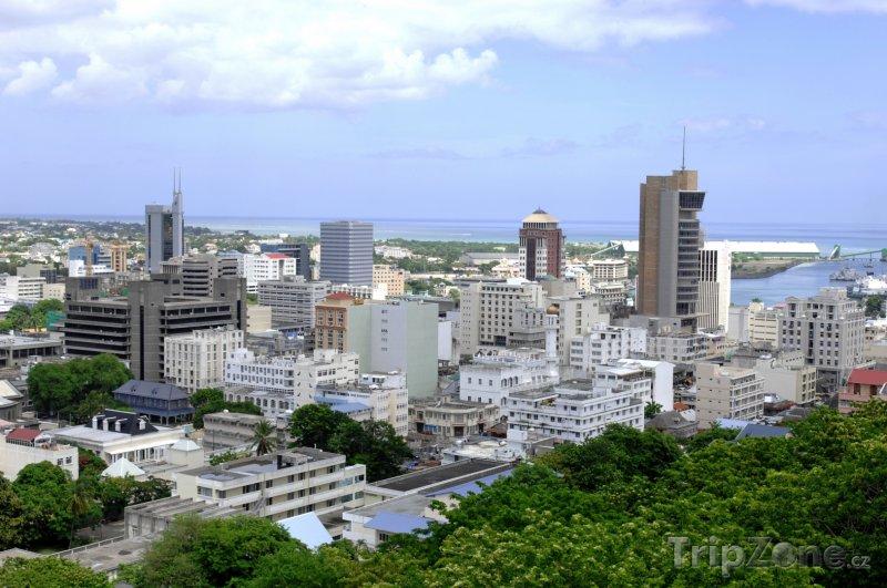 Fotka, Foto Hlavní město Port Louis (Mauricius)