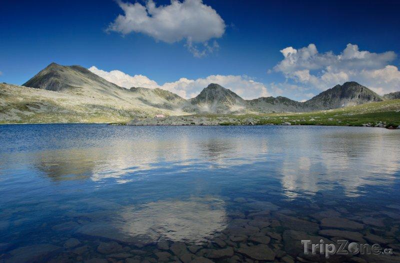 Fotka, Foto Hora Kamenica v Národním parku Pirin (Bulharsko)