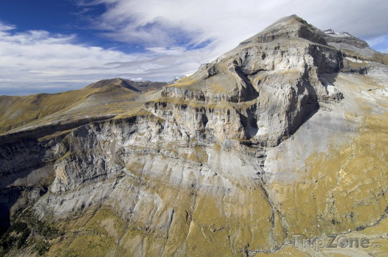 Fotka, Foto Hory v Národním parku Ordesa y Monte Perdido (Španělsko)