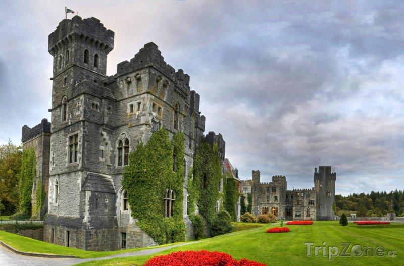 Fotka, Foto Hrad Ashford (Irsko)