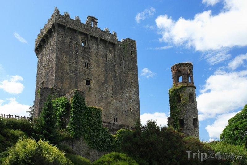 Fotka, Foto Hrad Blarney (Irsko)