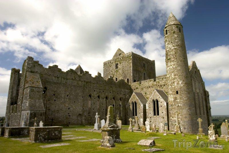 Fotka, Foto Hrad Rock of Cashel (Irsko)