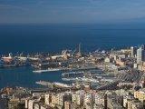 Janov - pohled na přístav