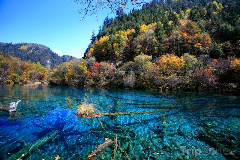 Fotka, Foto Jezero Jun-nan (Čína)