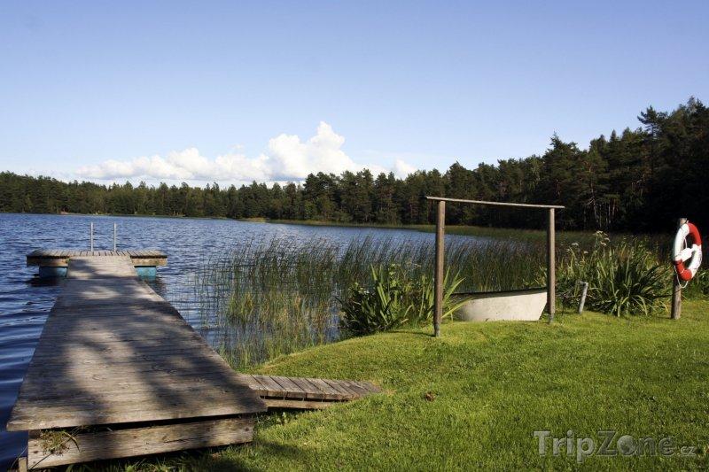 Fotka, Foto Jezero Vättern (Švédsko)