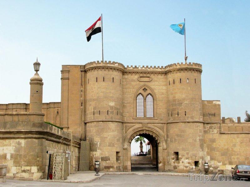 Fotka, Foto Káhira, Saladinova pevnost (Egypt)