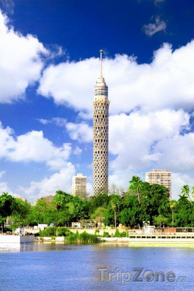 Fotka, Foto Káhirská televizní věž (Egypt)