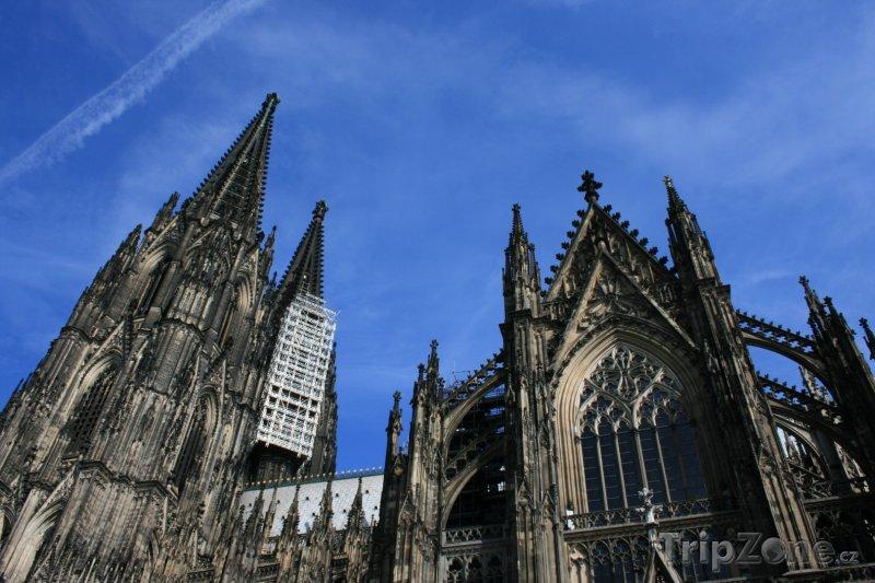 Fotka, Foto Katedrála Kölner Dom (Německo)