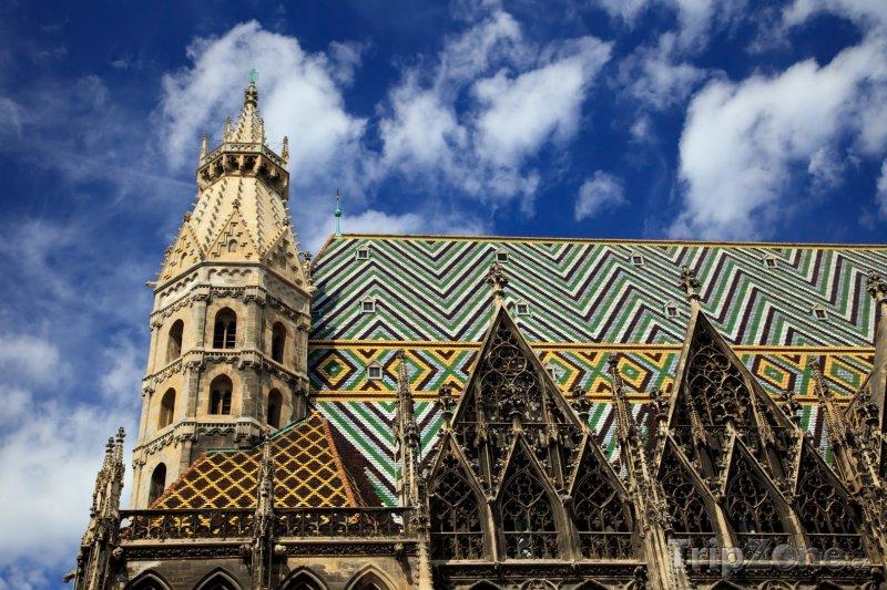 Fotka, Foto Katedrála sv. Štěpána (Stephansdom) (Vídeň, Rakousko)