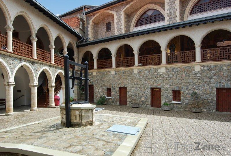 Fotka, Foto Klášter Kykkos (Kypr)