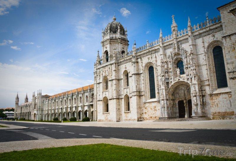 Fotka, Foto Klášter sv. Jeronýma v Lisabonu (Lisabon, Portugalsko)