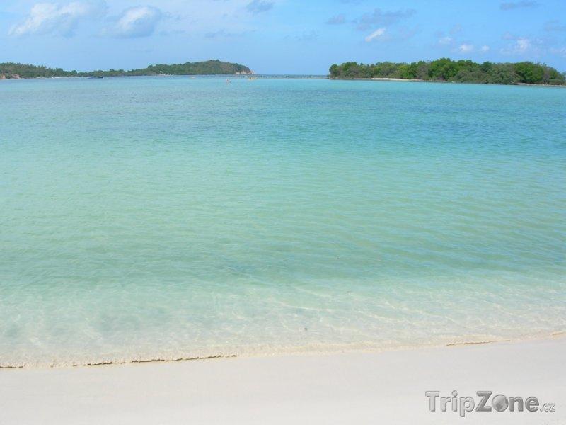 Fotka, Foto Ko Samui - pláž Chaweng (Thajsko)