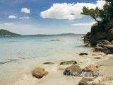 Korsika - pláž Palombaggia