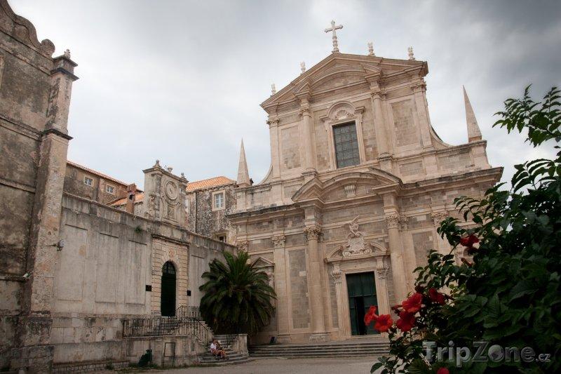Fotka, Foto Kostel sv. Ignáce v Dubrovníku (Dubrovník, Chorvatsko)