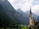 Kostel v Heiligenblut