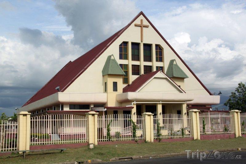 Fotka, Foto Kostel ve městě Lautoka (Fidži)