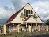 Kostel ve městě Lautoka