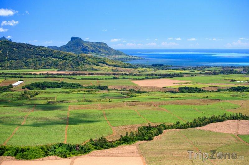 Fotka, Foto Krajina na východě ostrova (Mauricius)