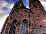 Lorenzkirche v Norimberku