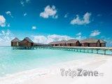 Luxusní resort a vodní bungalovy