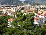 Marmaris, pohled na město