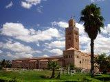 Mešita Koutoubia v Marakéši