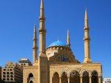 Mešita Mohammeda el-Amineho v Bejrútu