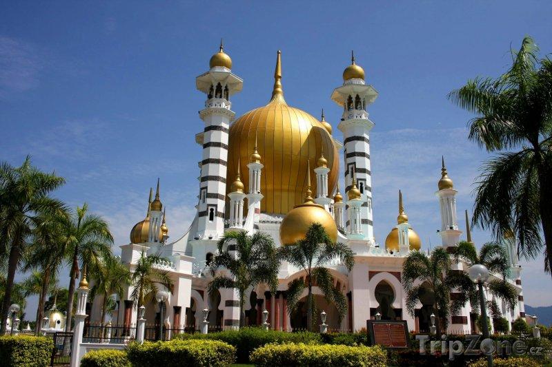 Fotka, Foto Mešita Ubudiah (Malajsie)