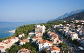 Město Makarska, panoráma