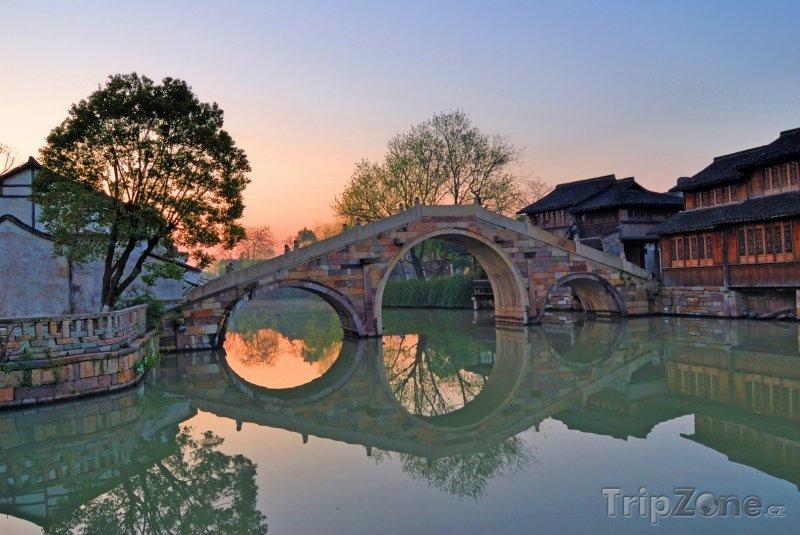 Fotka, Foto Most v Xizhi (Čína)