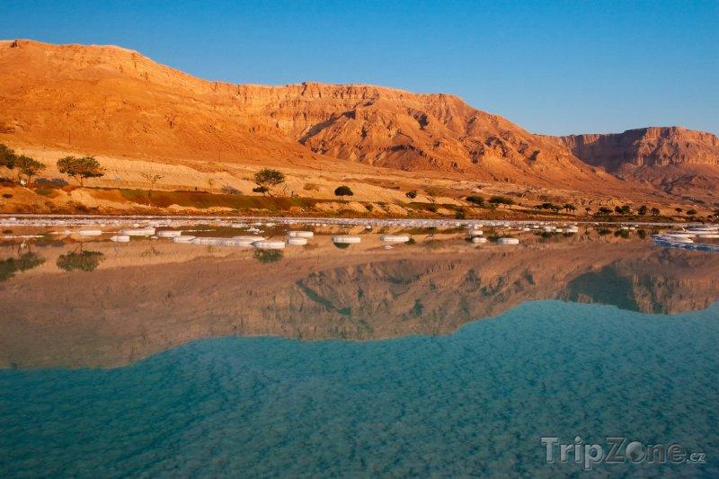 Fotka, Foto Mrtvé moře (Izrael)