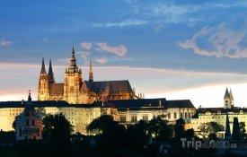 Nádherný Pražský hrad