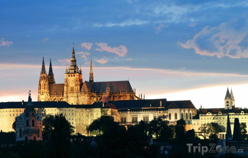 Fotka, Foto Nádherný Pražský hrad (Česká republika)