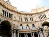 Nákupní pasáž Galleria Umberto I.