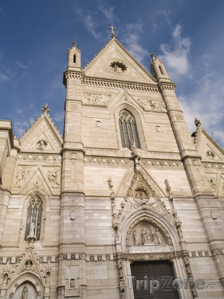 Fotka, Foto Neapol - katedrála Santa Maria Assunta (Neapol, Itálie)