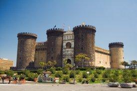 Neapolský hrad Nuovo