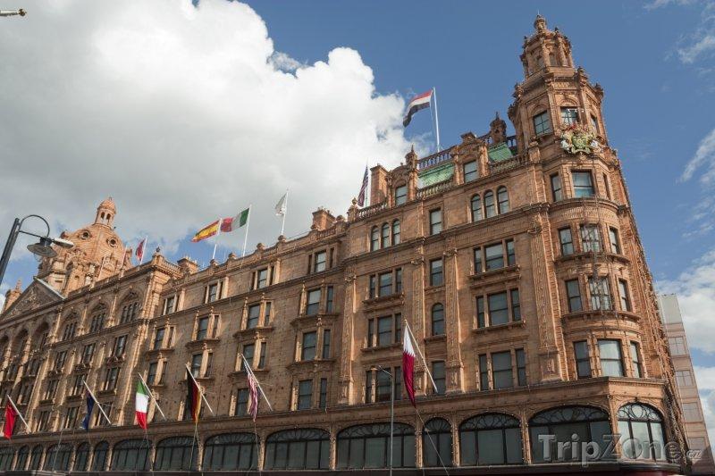 Fotka, Foto Obchodní dům Harrods (Londýn, Velká Británie)