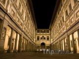 Obrazárna Uffizi ve Florencii
