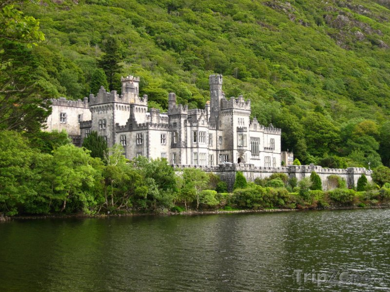 Fotka, Foto Opatství Kylemore (Irsko)