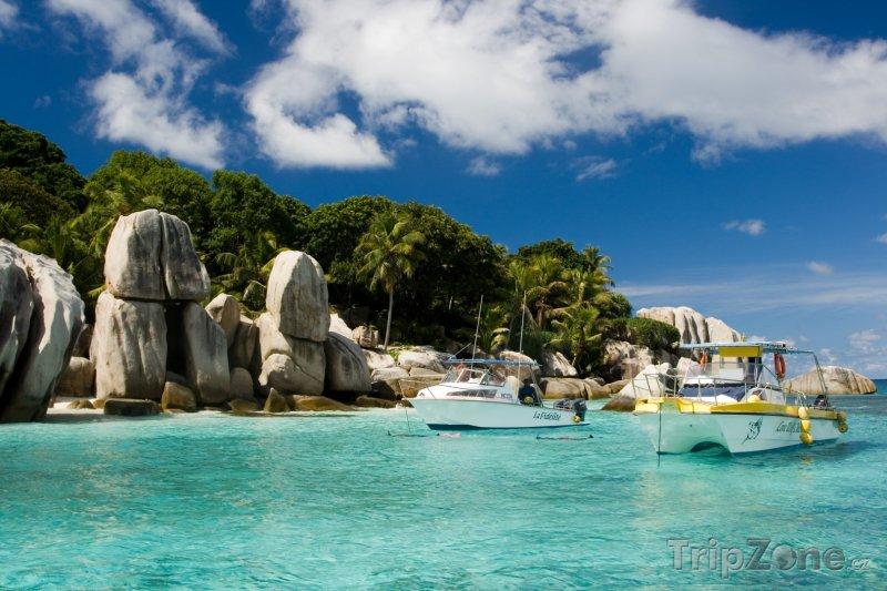 Fotka, Foto Ostrov Coco Island (Seychely)
