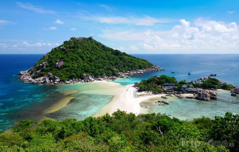 Fotka, Foto Ostrov Ko Nang Yuan (Thajsko)