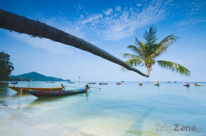 Fotka, Foto Ostrov Ko Tao - tropický ráj (Thajsko)